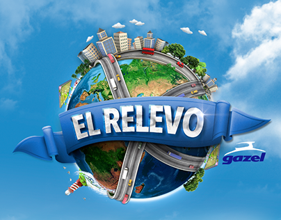 EL RELEVO // GAZEL