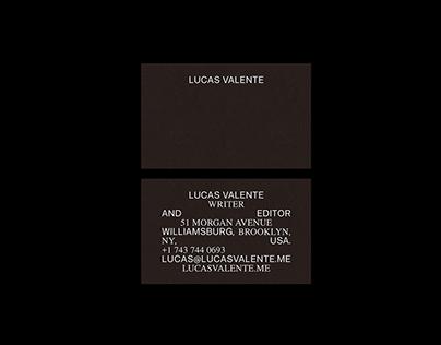 Lucas Valente