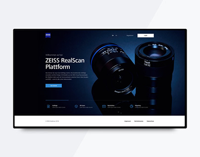 Zeiss |Real Scan Software