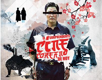 Cover for Kinetoscopio Magazine