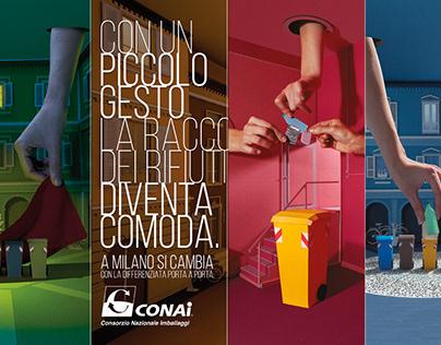 CONAI - Il piccolo gesto