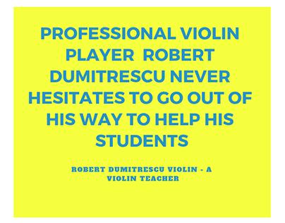 Robert Dumitrescu Voilin
