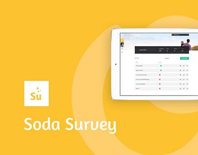 Soda Survey