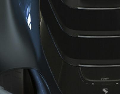 Porsche 988 | Vision Design