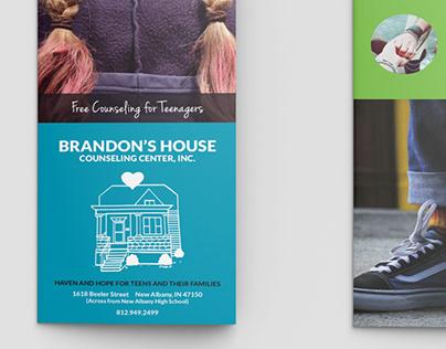 Print Materials: Brandon's House