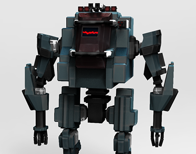 Low Poly Scifi Models Game Ready
