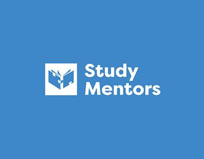 Study Mentors - Brand Identity