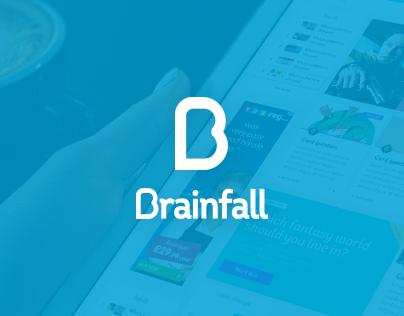 Brainfall Branding & Website