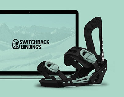 Switchback - Website Concept