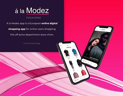 á la Modez Fashion