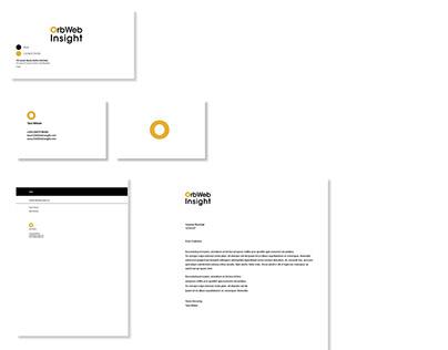 OrbWeb Insight Branding