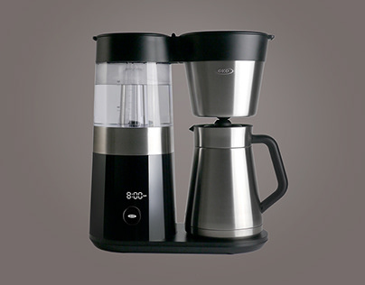 OXO - grinding & brewing