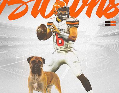 Cleveland Browns - Baker Mayfield
