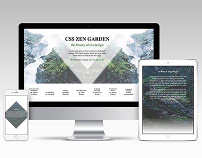 ZEN GARDEN WEB DESIGN