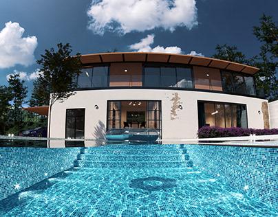 Villa N°92. | CGI