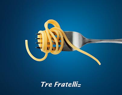 Tre Fratelli - Pizza y Pasta