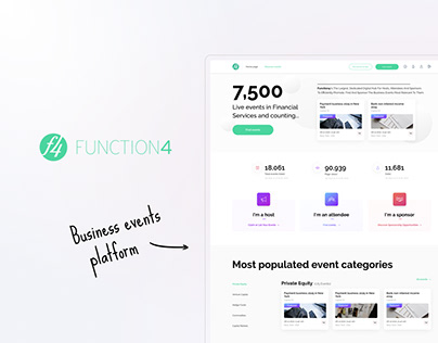 Function4 - Business Events Portal