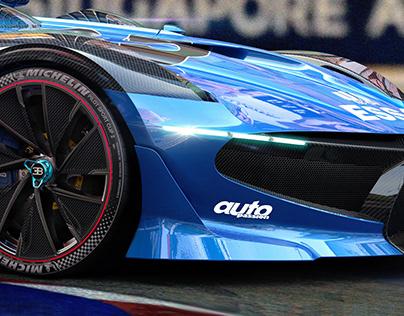 Bugatti 251 EVO - LM