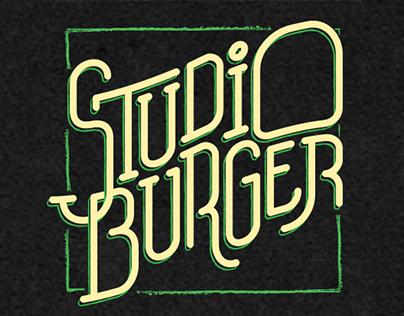 Studio Burger - Facebook e Instagram
