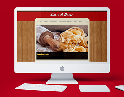 Pasta And Pasta Club Web Site Tasarımı