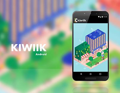 Kiwiik / Rediseño en Android