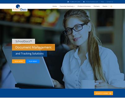 SchoolDox Website