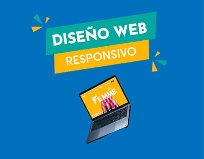 Web design- FEMME
