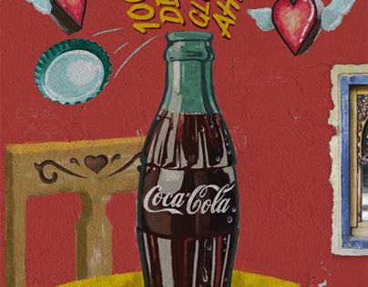 """""""100 años"""" Coca Cola"""