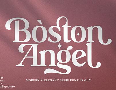 Boston Angel