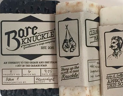 Bare Knuckle Soap Company