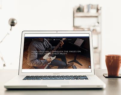 Music Web Development