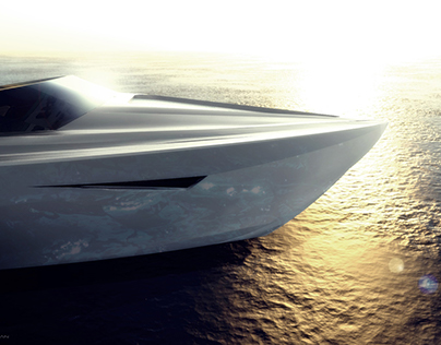 PRIMATIST Yacht - Boatmotive Design Project