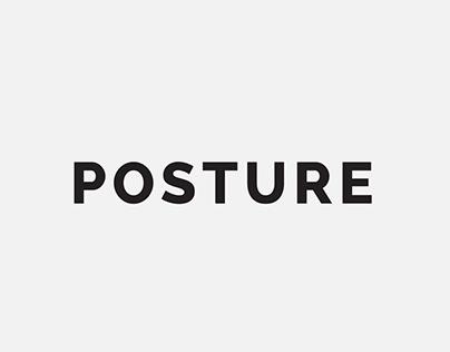 Posture Magazine | Issue No. 2