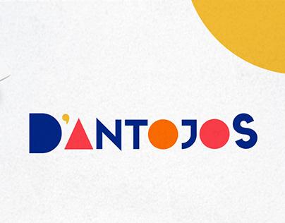 D'Antojos | Brand - Pastelería