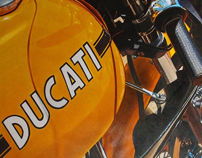 Fotorealismo - Ducati