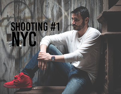 Shooting #1 in NYC
