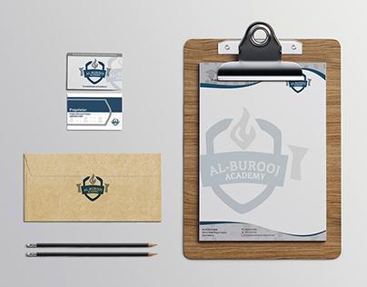 Visual Branding for AL-Burooj Academy