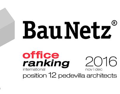 Baunetz Office Ranking