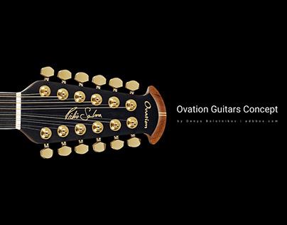 Ovation Guitars Concept