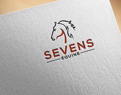 Sevens Horse Logo