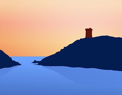 Illustration Fautea - Corsica