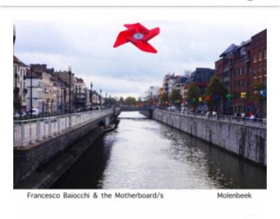 Molenbeek - music for movie - 3017 Brussels