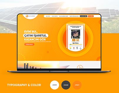 Solar Kumbara Web Project