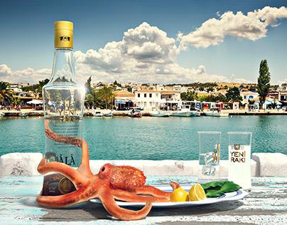 Love of Aegean Sea