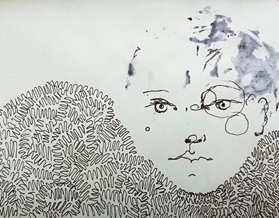 Small Format Drawings