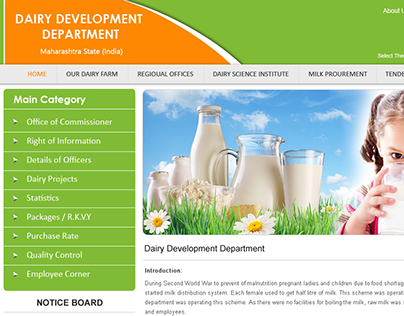 Dairy Development Department 2015