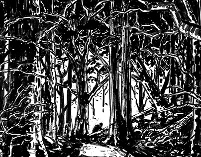 The Black Woods--Preview