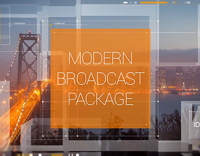Modern Broadcast Package