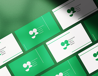 Brand identity for environmental advocacy project