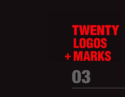 Twenty Logos Vol. 03